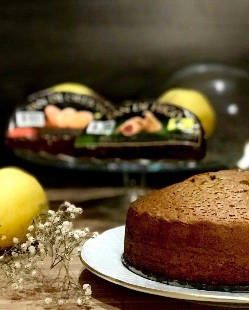 Bizcocho de pan de fruta: bizcocho de pan de higo